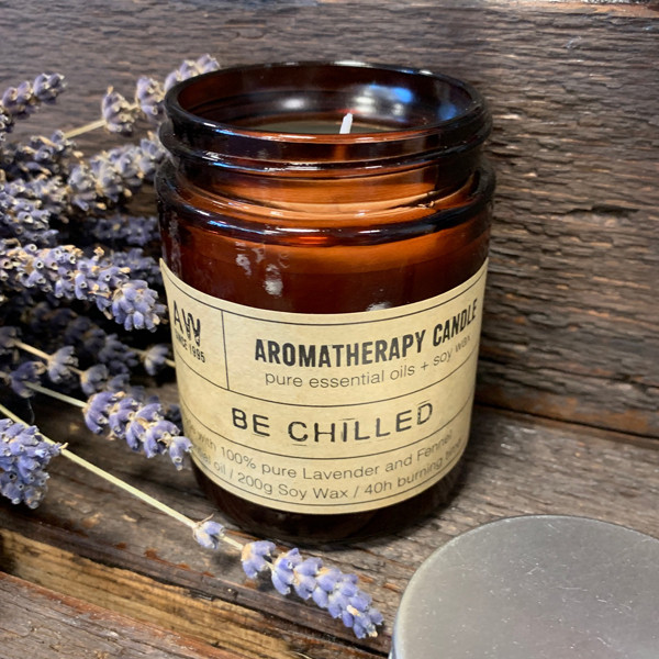 Aromatherapy Candle Be Chilled