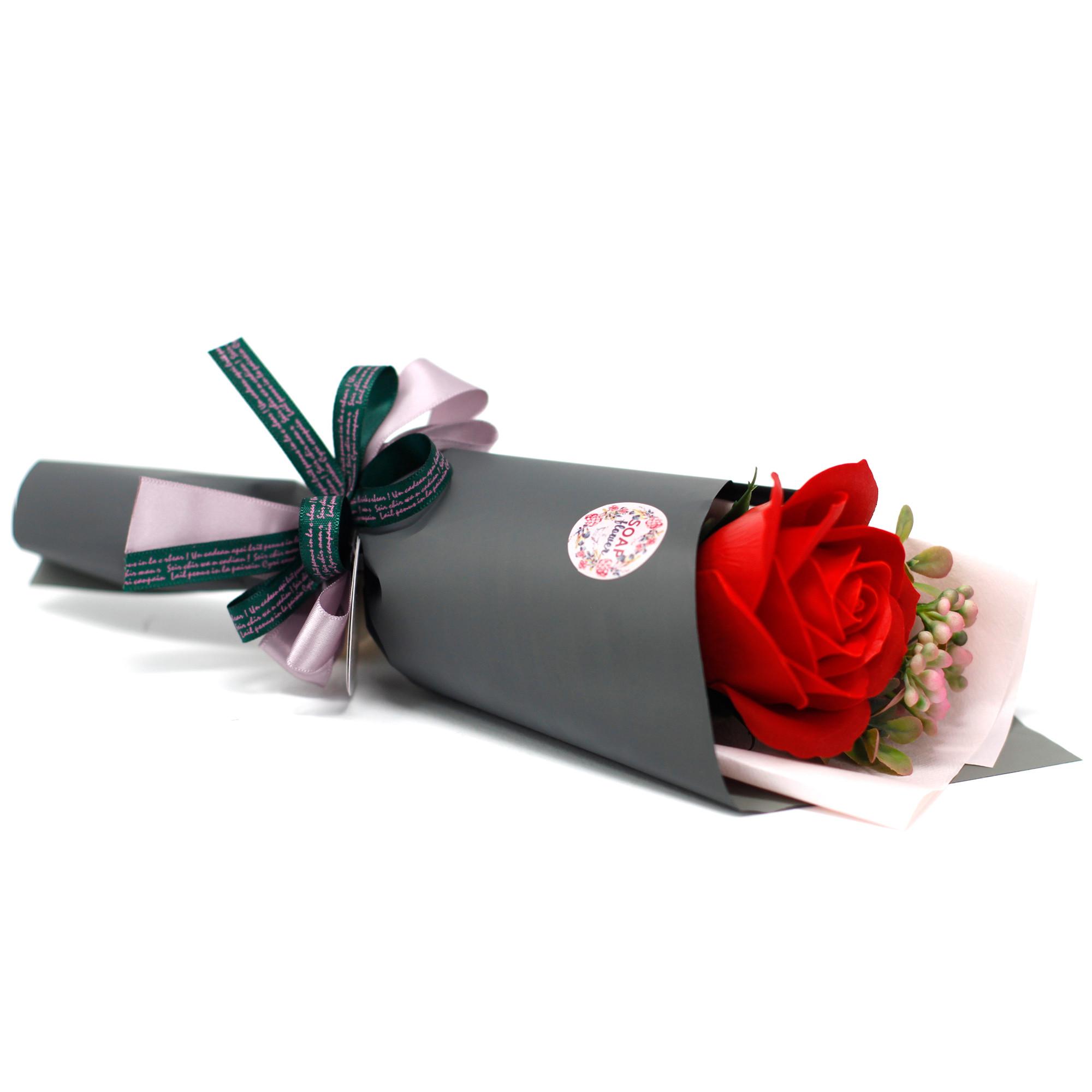 Soap Flower Rose Bouquet
