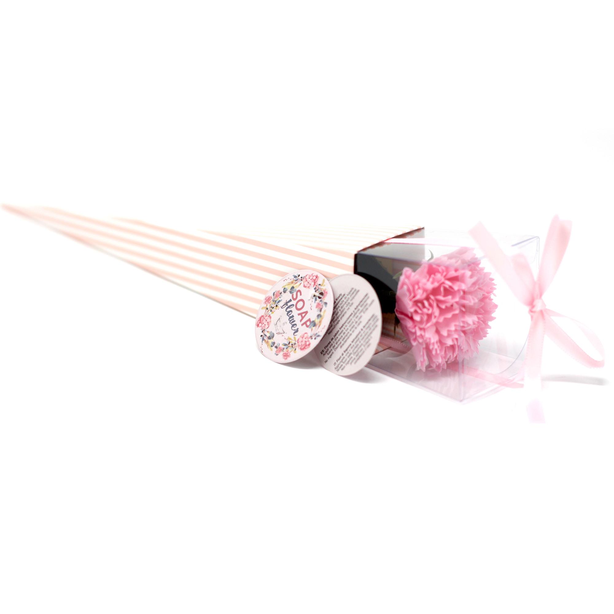 Soap Flower Medium Carnation