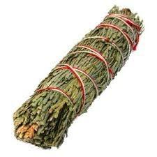 Smudge Stick Cedar Mini Loose 11 cm