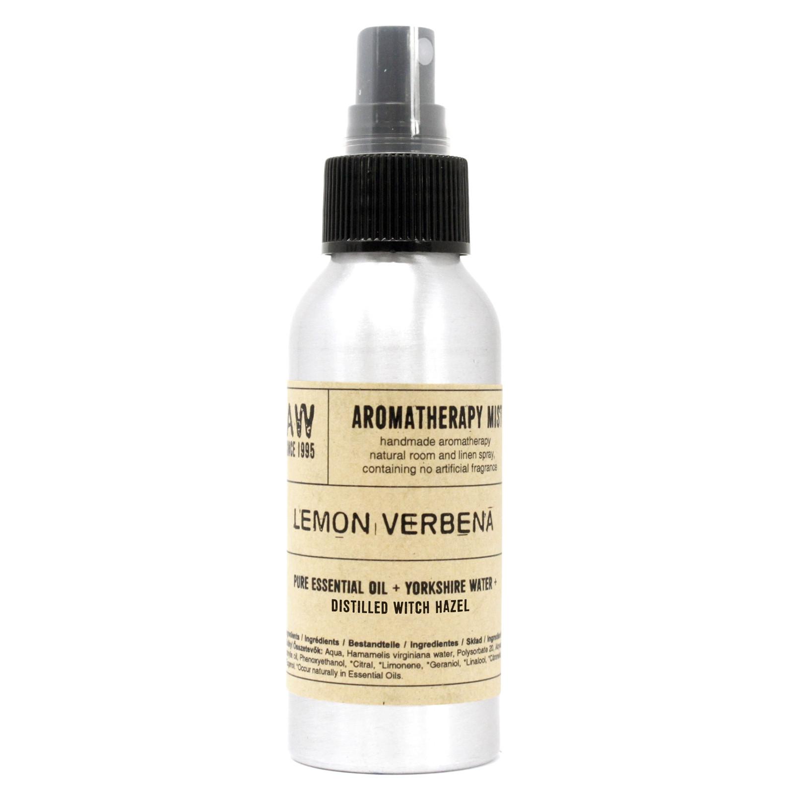 100ml Essential Oil Mist Lemon Verbena