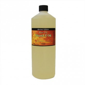 Natural Vitamin E Oil 1 Litre