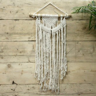 Macrame Wall Hanging Force of Nature