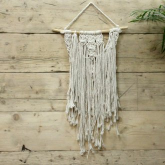Macrame Wall Hanging The Wedding Blessing
