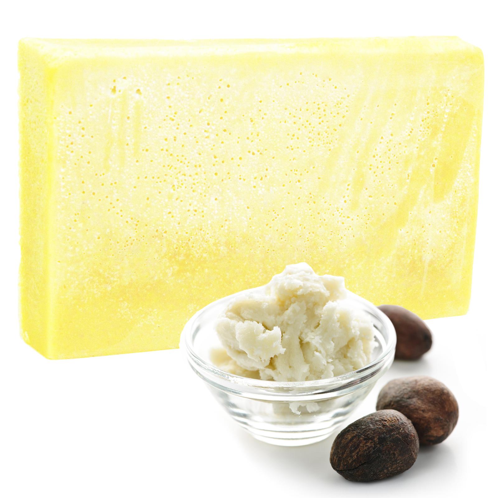 Double Butter Luxury Soap Oriental Oils SLICE 100g