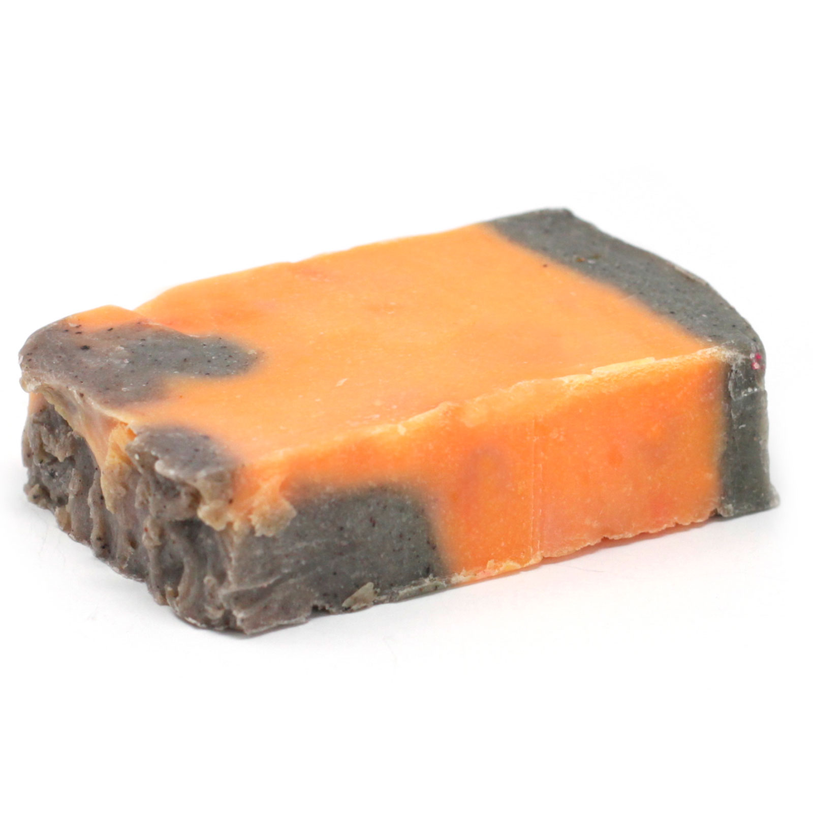 Cinnamon and Orange Olive Oil Soap SLICE approx 100g