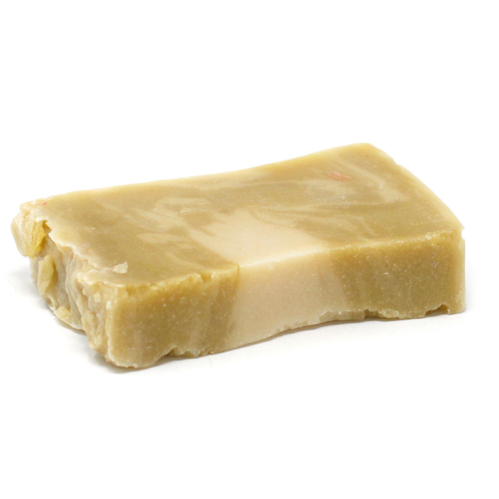 Argan Olive Oil Soap SLICE approx 100g