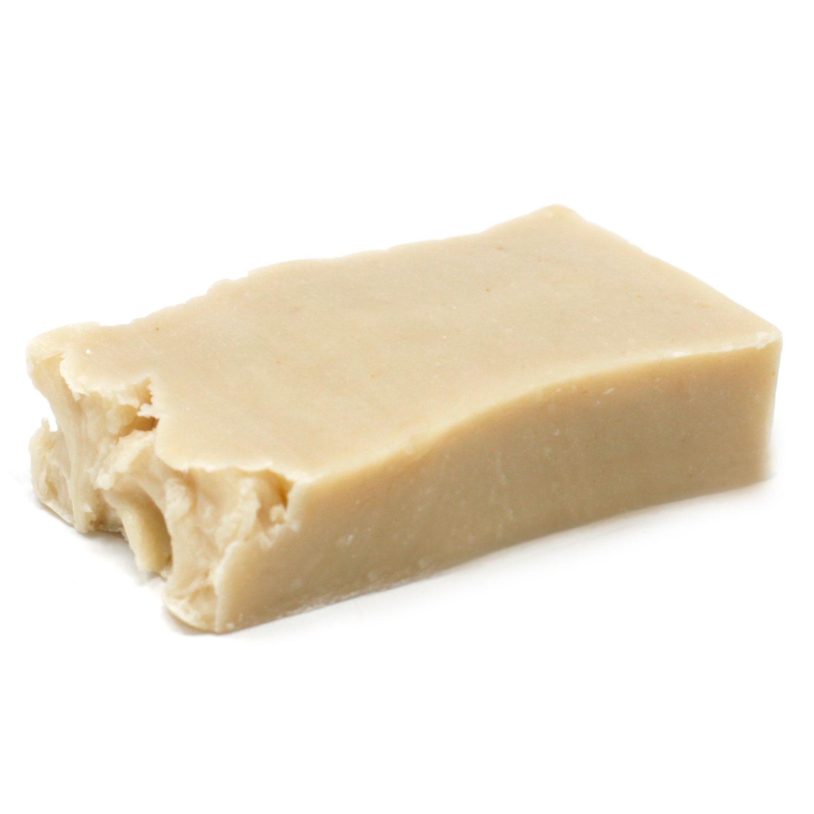 Donkey Milk Olive Oil Soap SLICE approx 100g