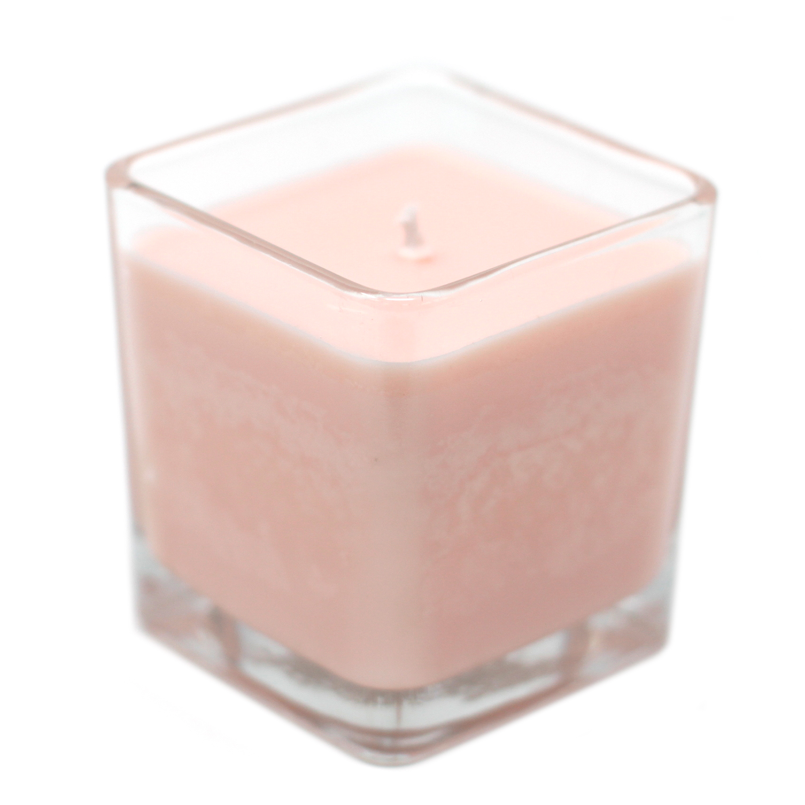 White Label Soy Wax Jar Candle Pomegranate and Orange