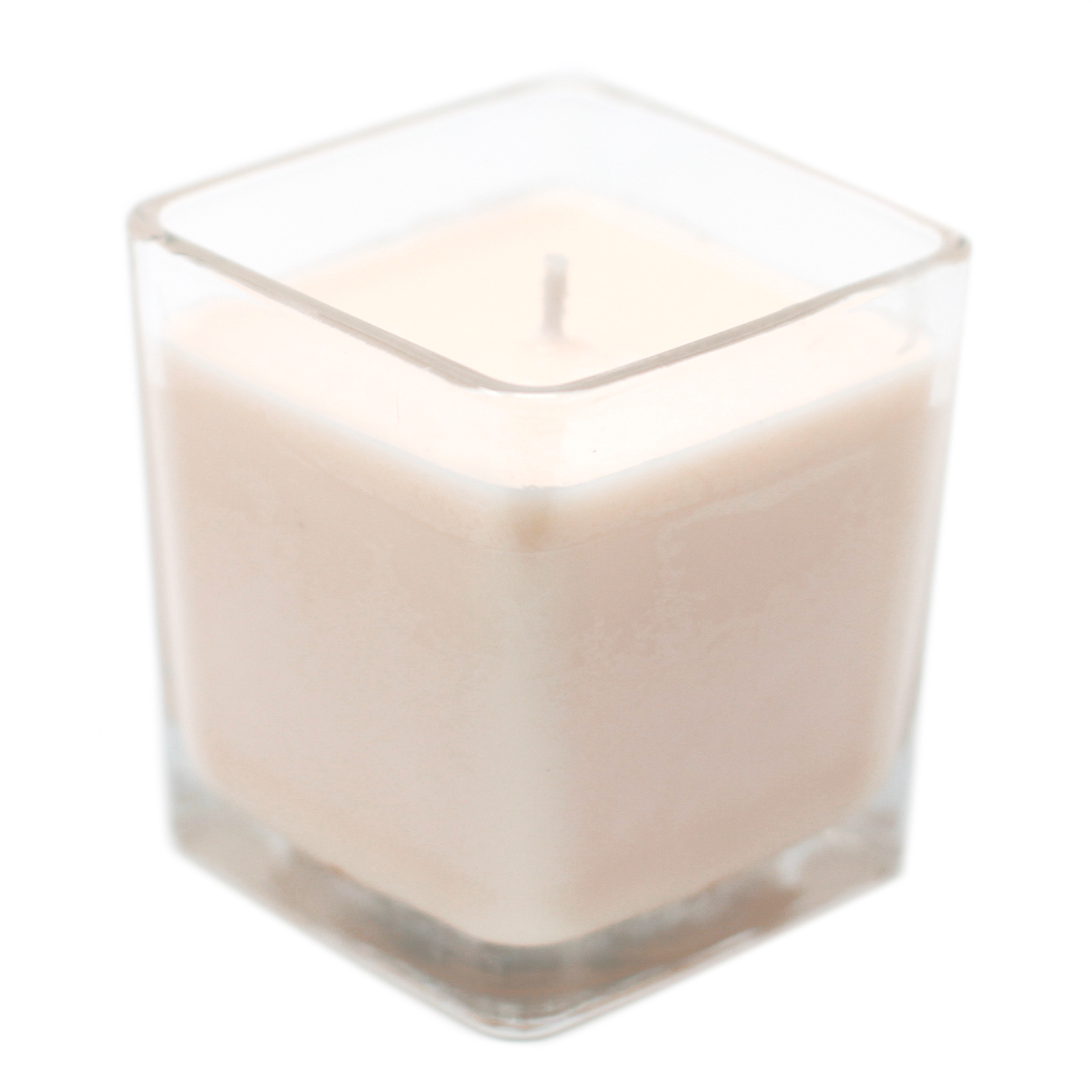 White Label Soy Wax Jar Candle Peach Smoothie