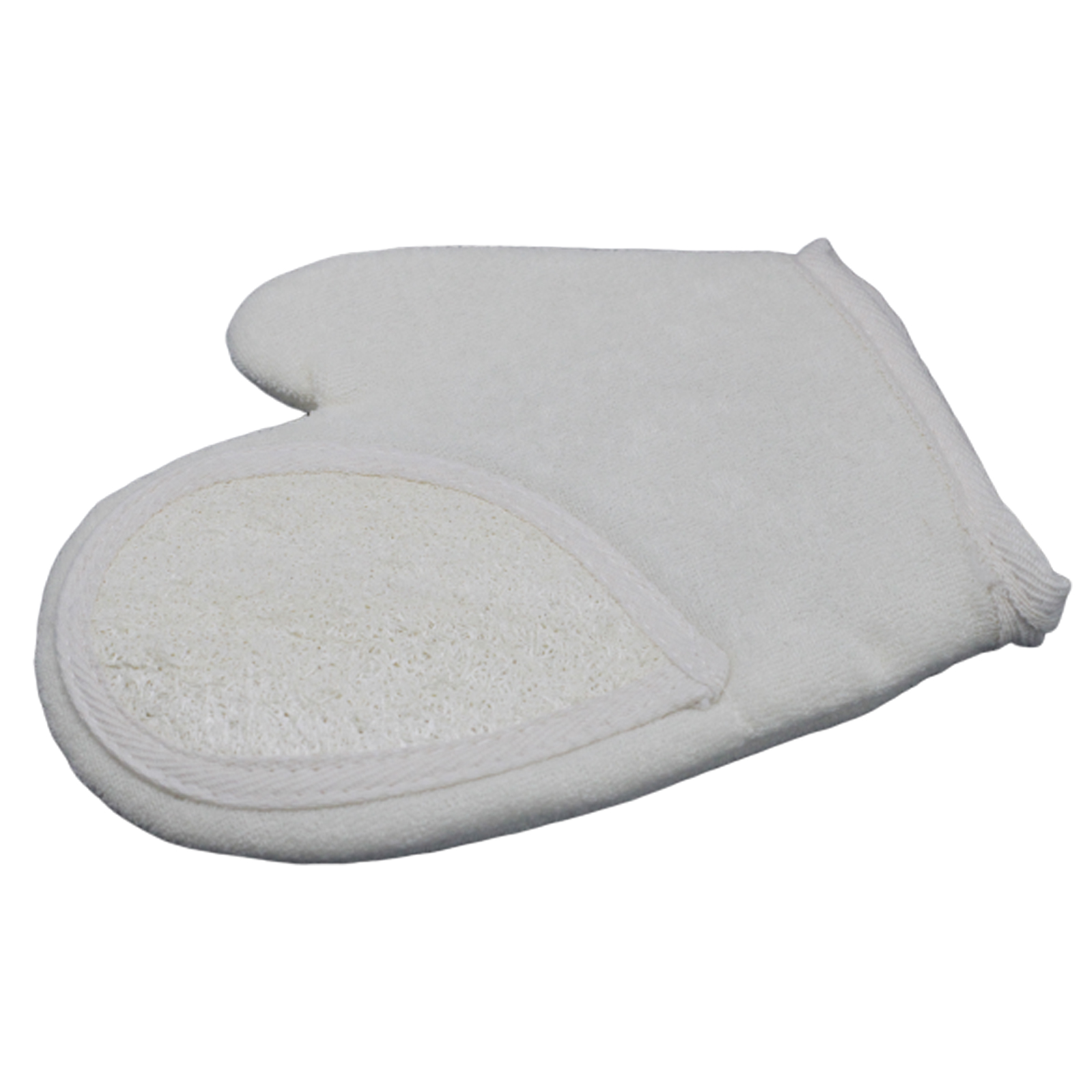 Natural Loofah Body Scrubs Glove