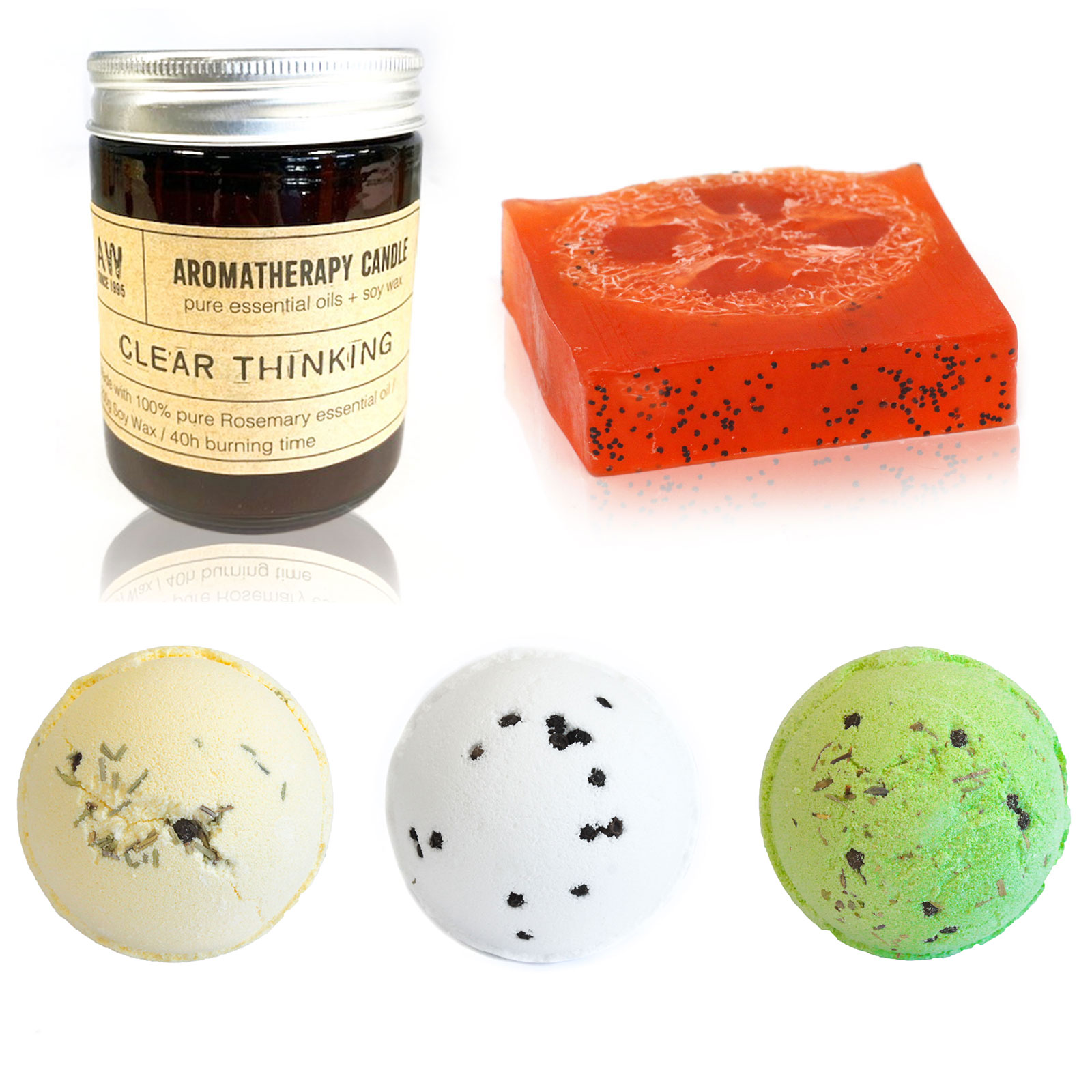 Relaxing Bath Treat Box