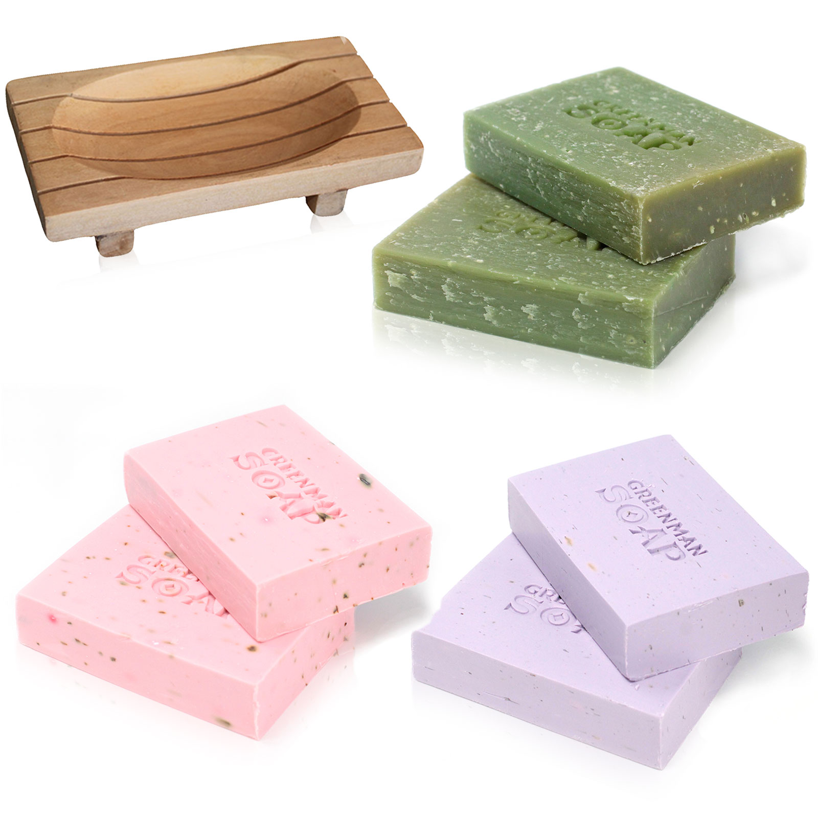 Greenman Soap Treat Box