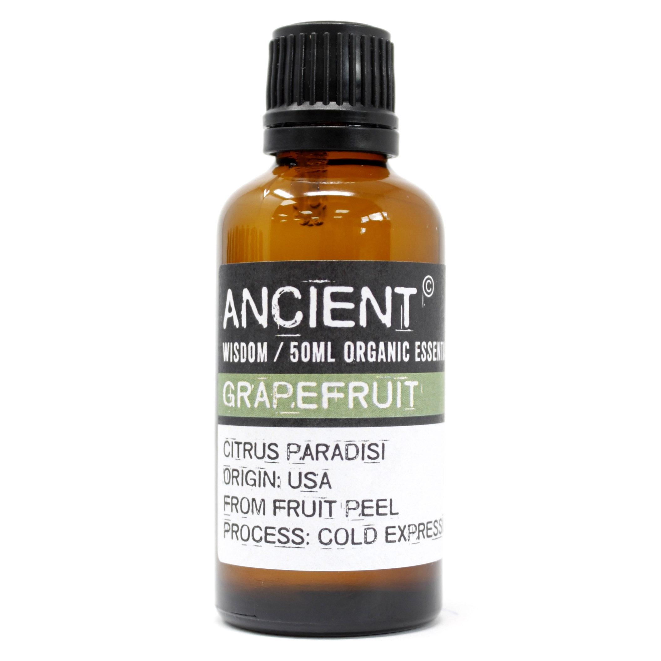 Grapefruit Organic Essential Oil 50ml