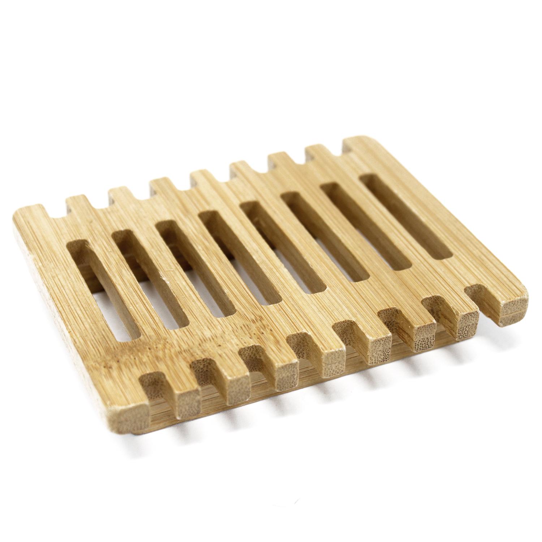 Hemu Wood Soap Dish Piano