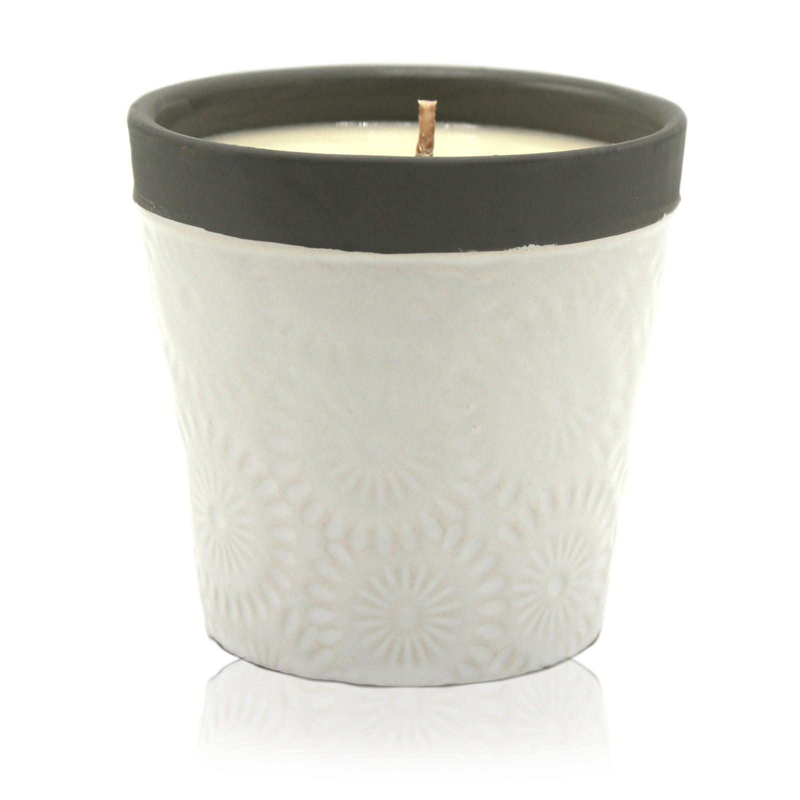 Home is Home Candle Pots Forever Vanilla