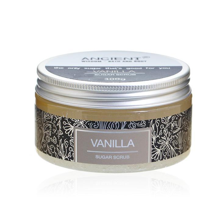 Sugar Scrub 300g Vanilla
