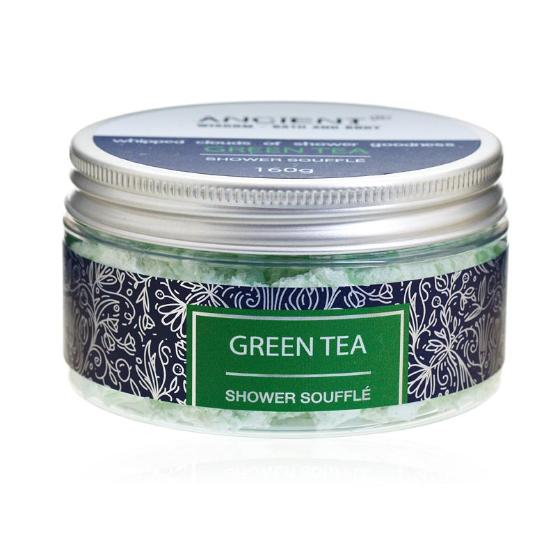 Shower Souffle 160g Green Tea