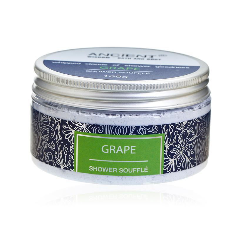 Shower Souffle 160g Grape