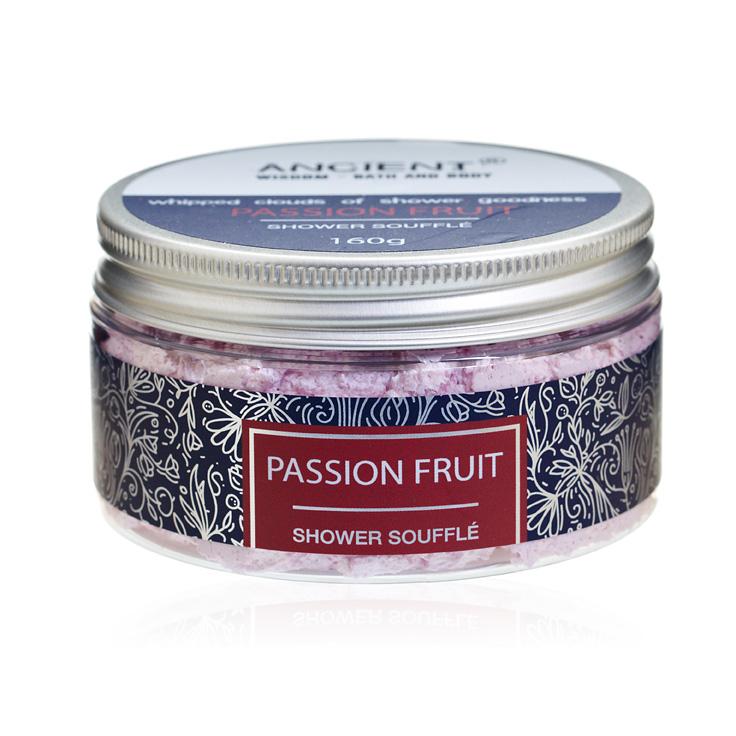Shower Souffle 160g Passion Fruit