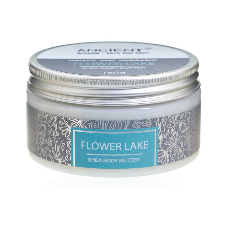 Shea Body Butter 180g Flower Lake