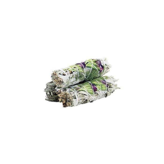 Smudge Stick Serene Aura Sage 10cm