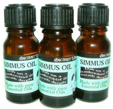 Simmus Oil 10 ml bottle