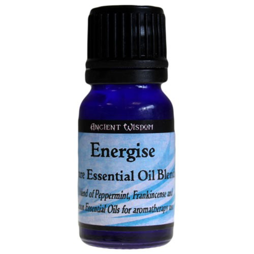 Energising Essential Oil Blend 10ml