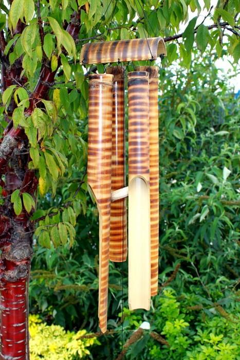 Bamboo Chimes 4 big Tubes