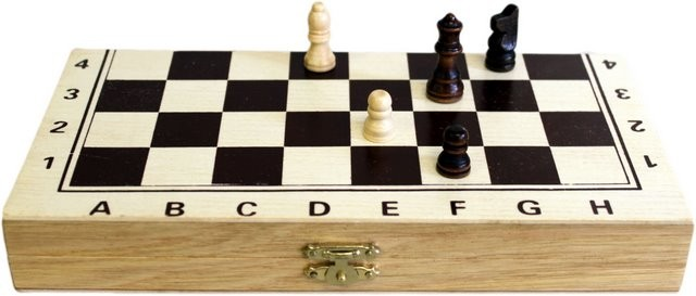 Small Budget Chess Set 24cm