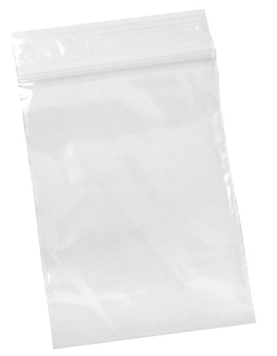 Grip Seal Bags 5 x 75 inch 100
