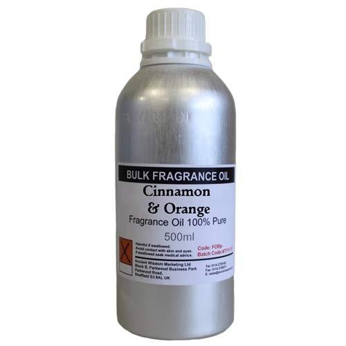 500g Pure FO Cinnamon and Orange