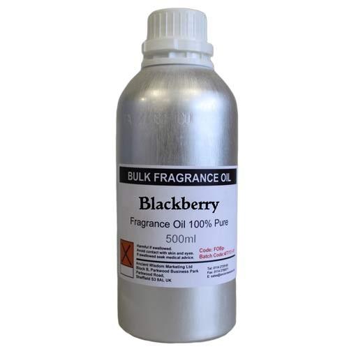 500g Pure FO Blackberry