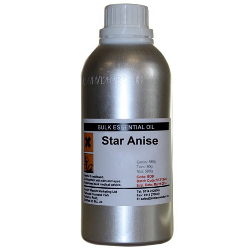 Aniseed China Star Star Anise 05Kg
