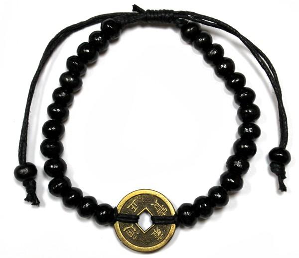 Good Luck FengShui Bracelets Black