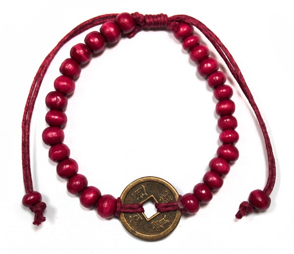 Good Luck FengShui Bracelets Red