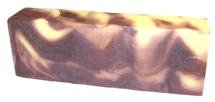 Vanilla Olive Oil Soap Loaf