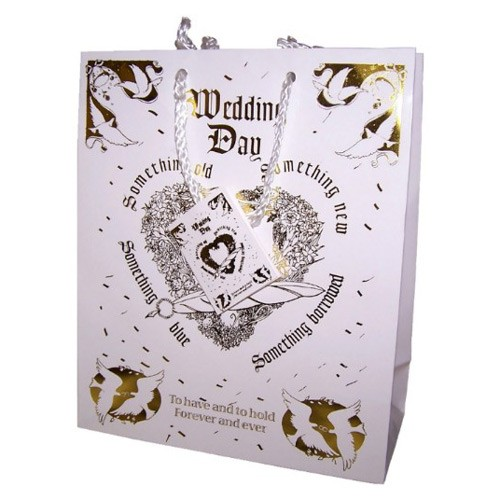 Wedding Day Gift Bags 225mm x 190mm x 95mm 12