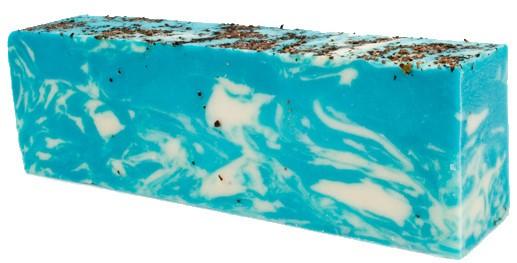 Seaweed Olive Oil Soap Loaf