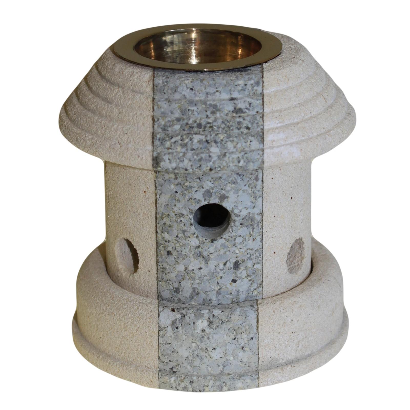 Stone Oil Burner Combo Lantern