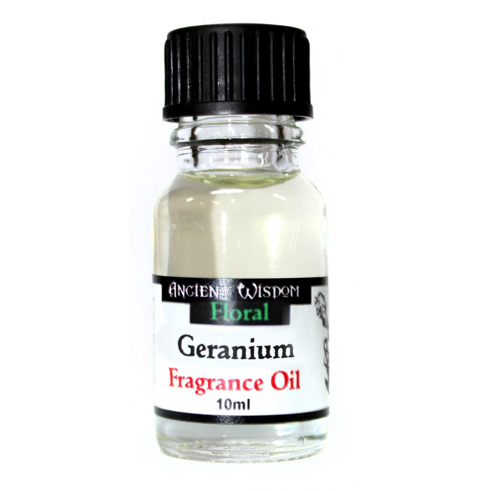 10ml Geranium Fragrance Oil