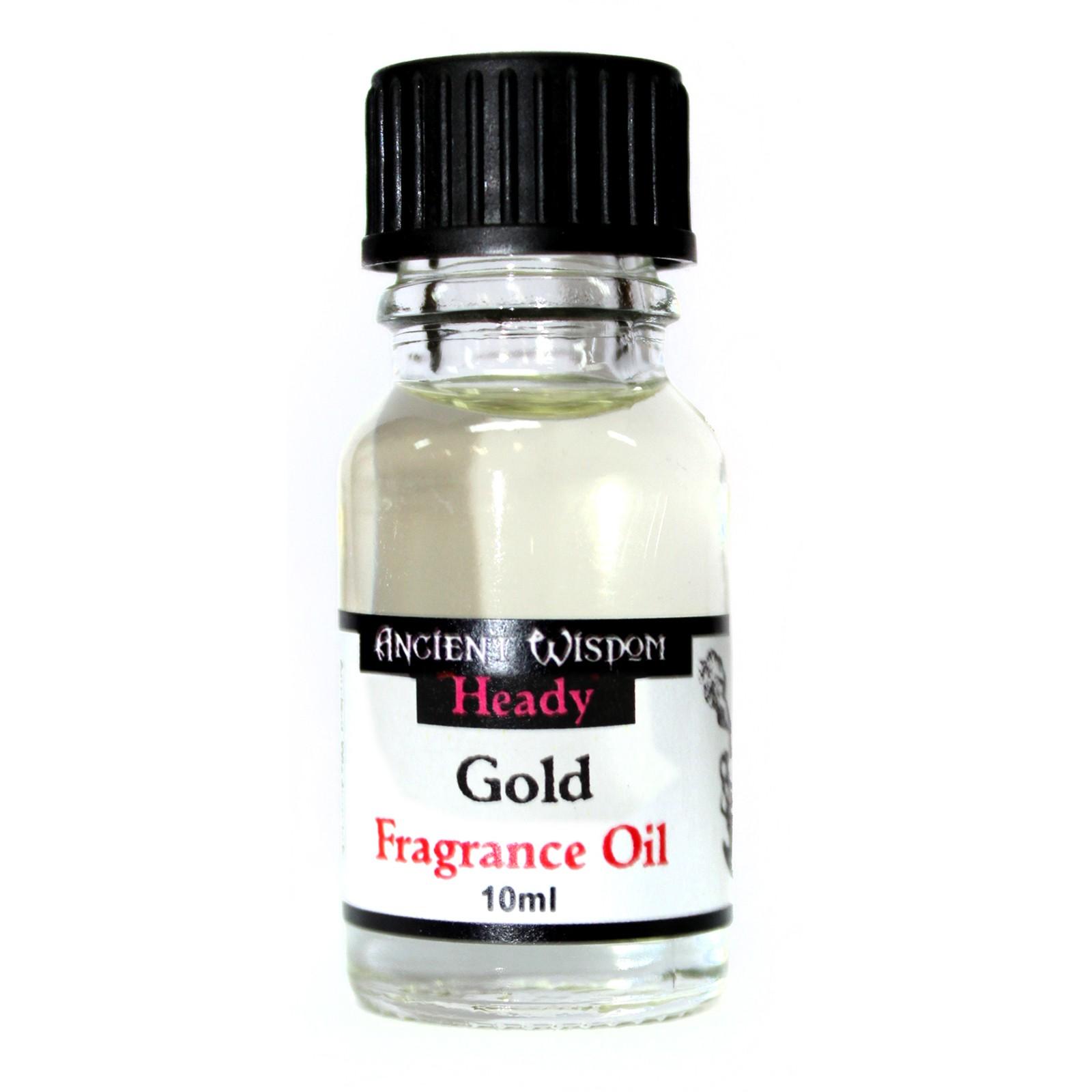 10ml Gold Fragrance Oil