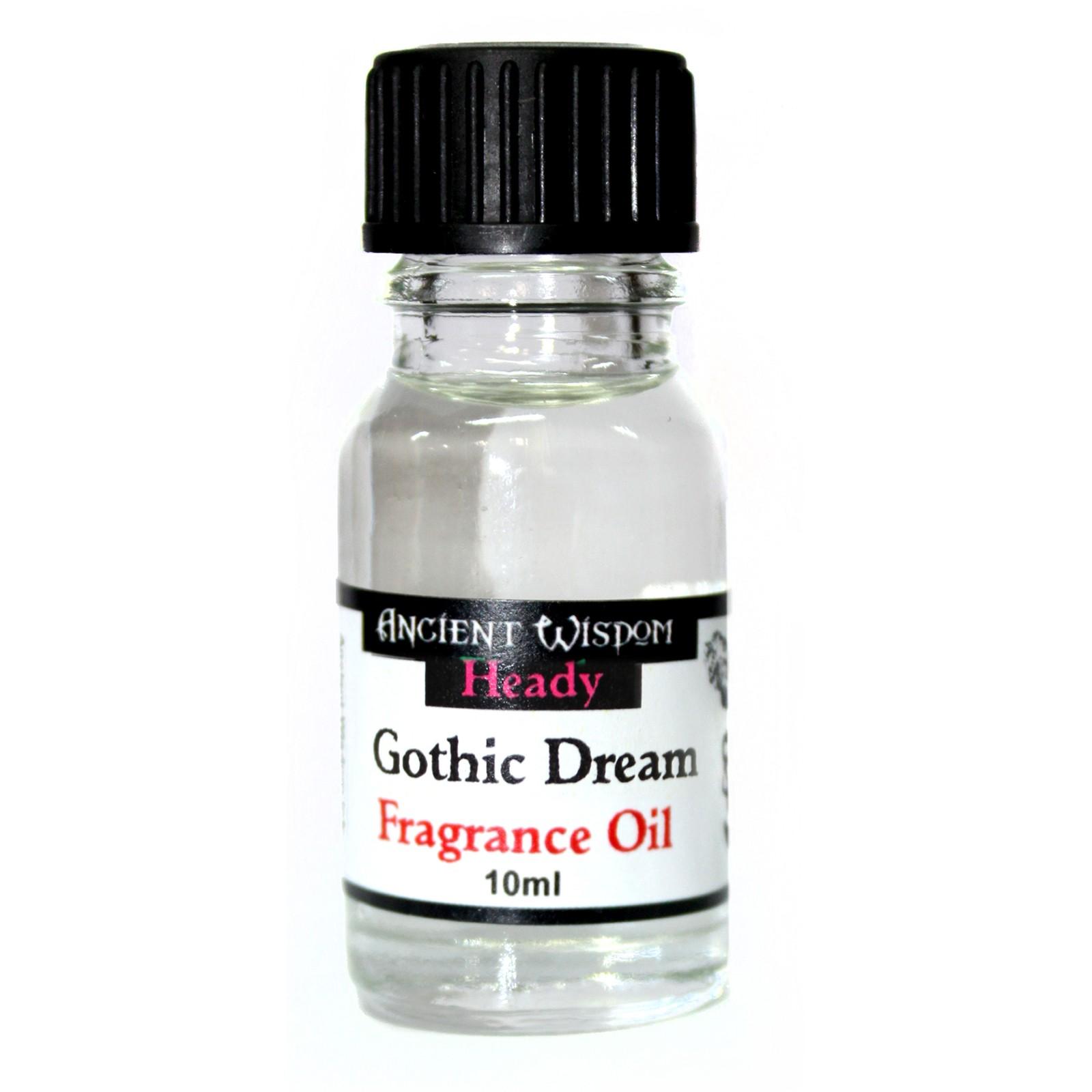10ml Gothic Dream Fragrance Oil