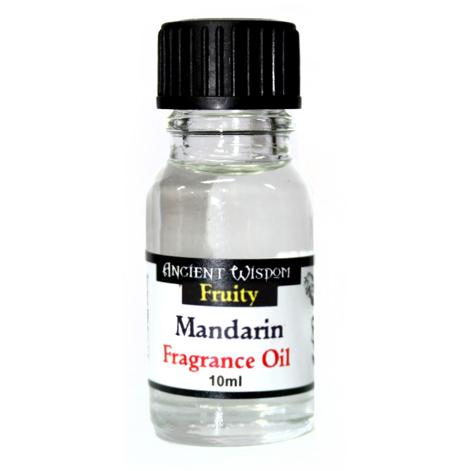 10ml Mandarin Fragrance Oil
