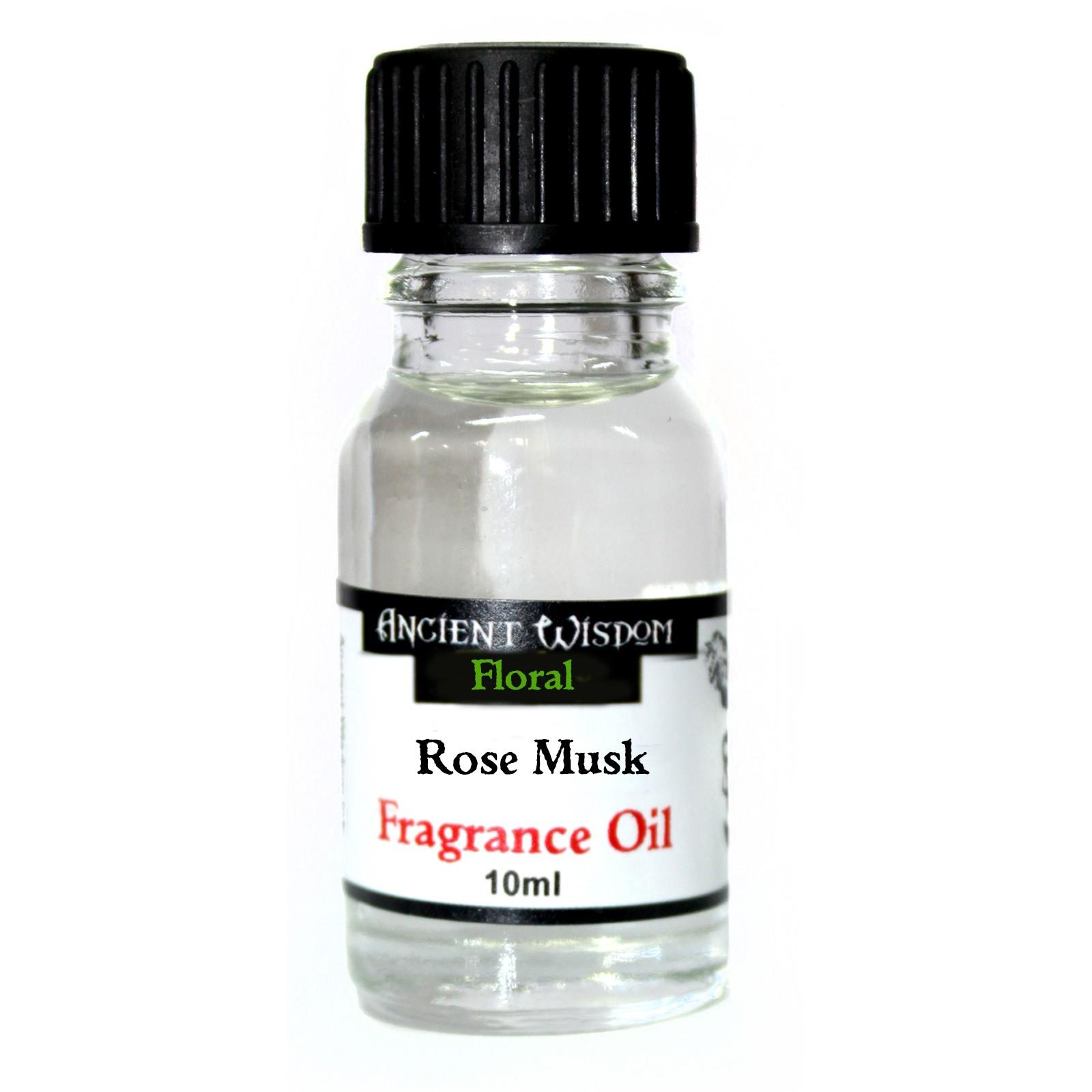 10ml Rose Musk Fragrance Oil