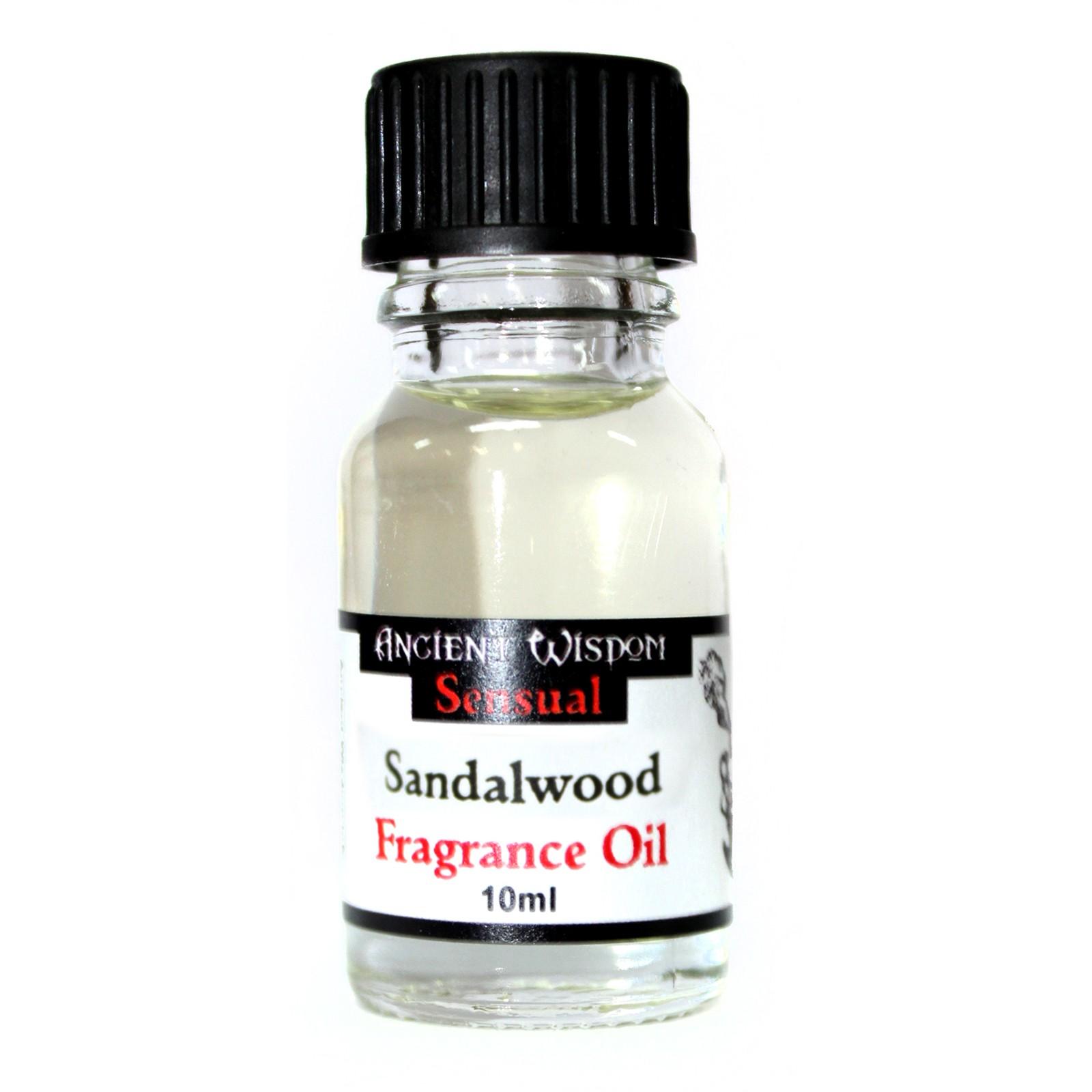 10ml Sandalwood Fragrance Oil