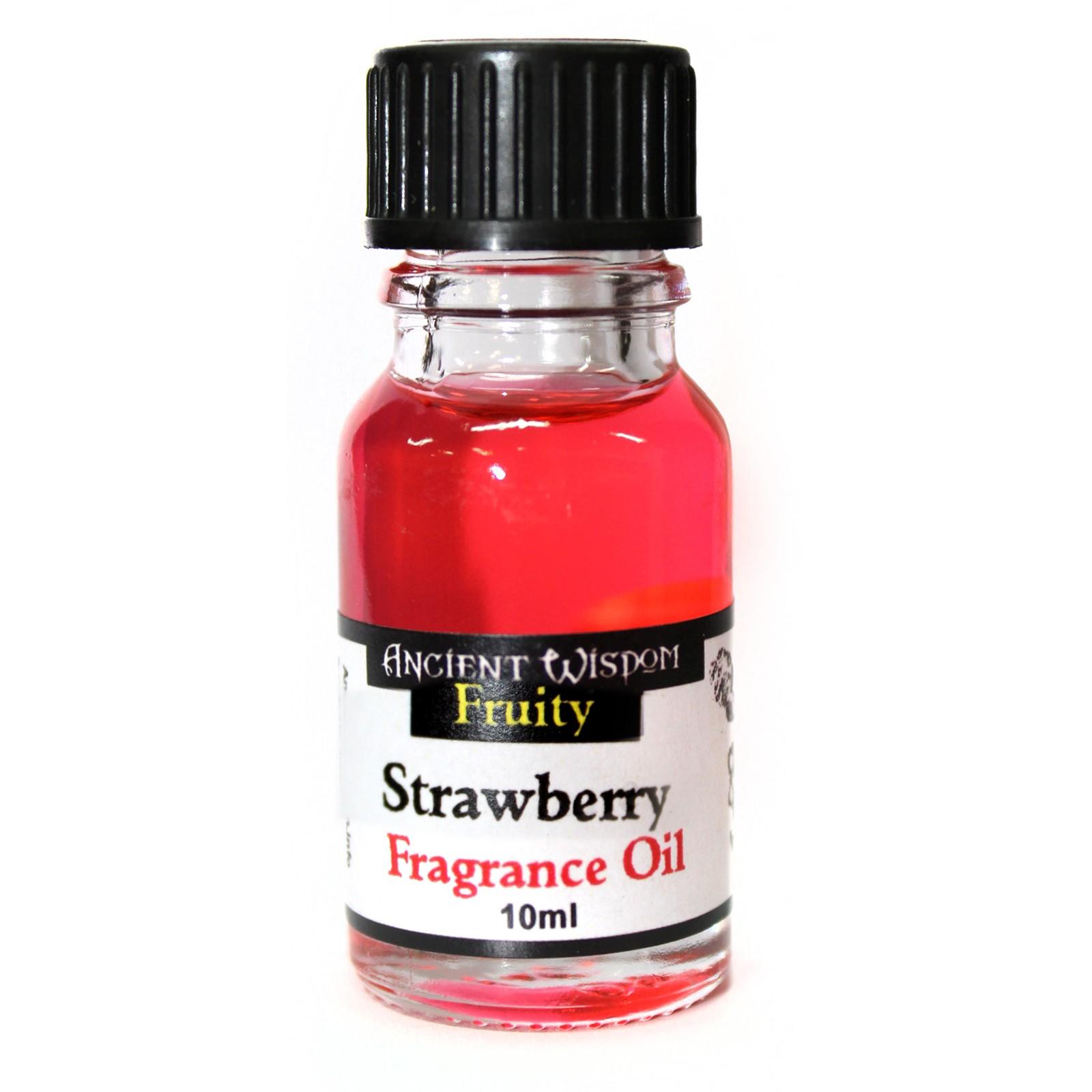 10ml Strawberry Fragrance Oil