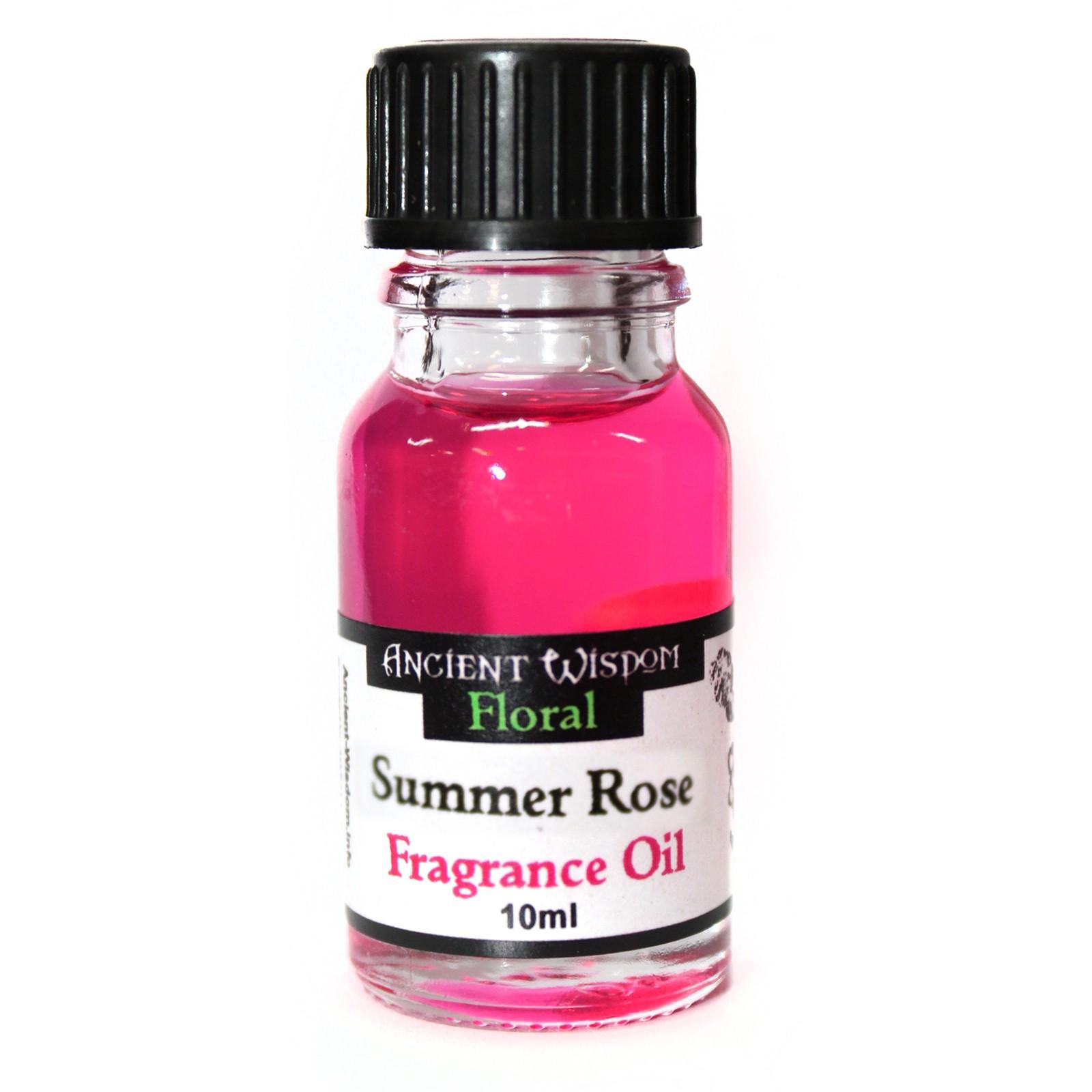 10ml Summer Rose Fragrance Oil