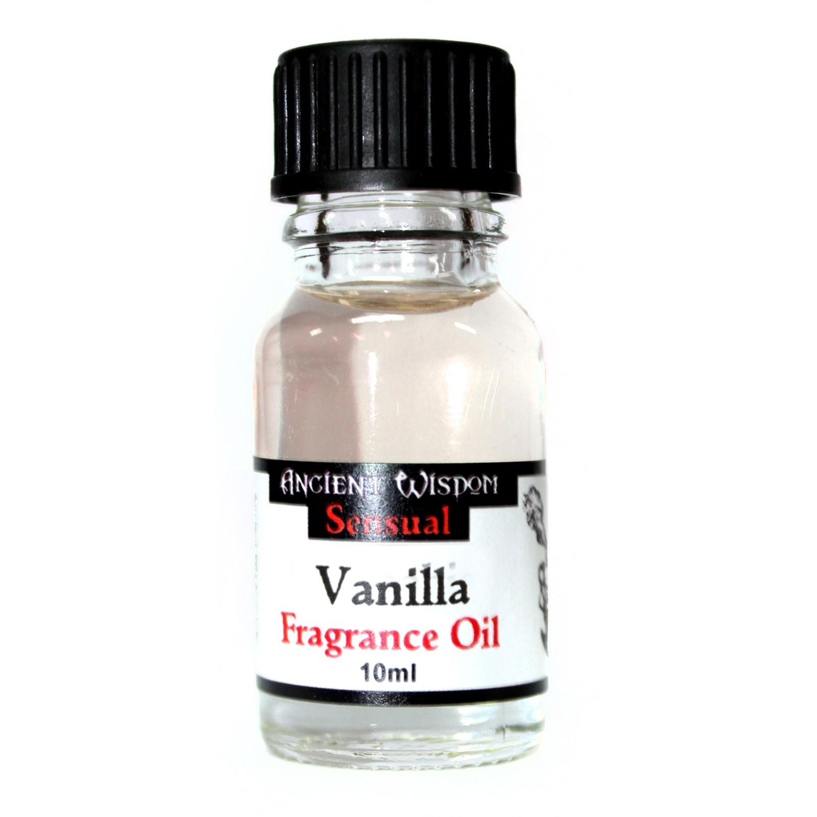 10ml Vanilla Fragrance Oil