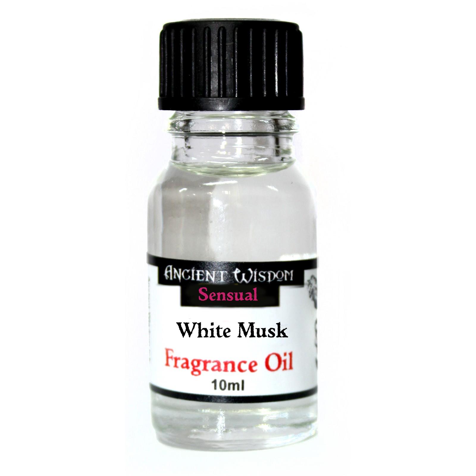10ml White Musk Fragrance Oil